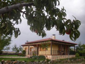 La Galiana - Exterior, porche, jardín