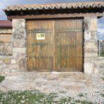 La Galiana - Portón entrada a parcela